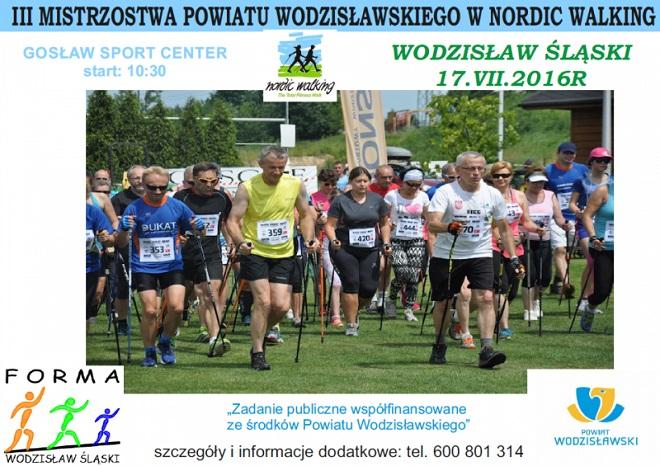 17 lipca na terenie ośrodka Gosław Sport Center odbędą się III Mistrzostwa Powiatu Wodzisławskiego
