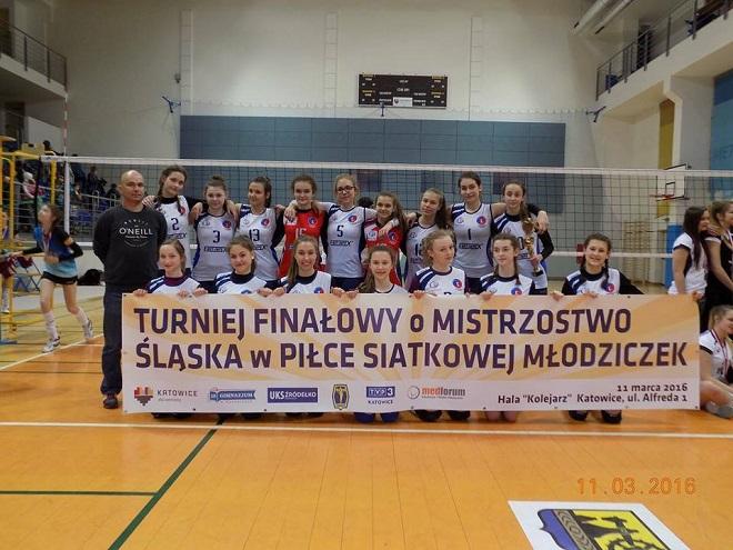 Młodziczki MKS-u Zorza Wodzisław Śląski rozegrały 11 marca Turniej Finałowy Mistrzostw Śląska. W końcowej klasyfikacji zajęły IV miejsce