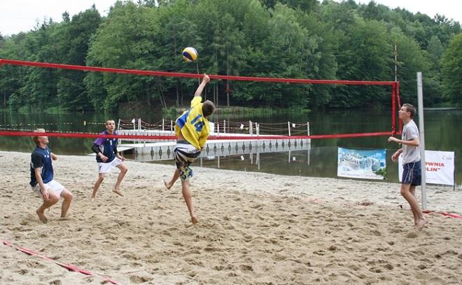 23 lipca przy Ośrodku Wodnym Balaton odbędzie się turniej siatkówki plażowej mikstów i rodzin