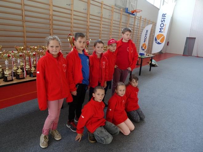 UKS Baszta na Indywidualnych Mistrzostwach Śląska Juniorów w Imielinie