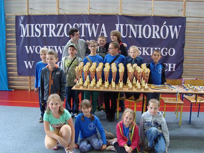 Szachy: dobre wyniki wodzisławian na Mistrzostwach Śląska Juniorów, mat. pras.