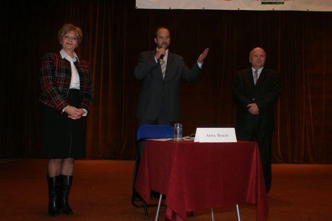 Adam Sobala i Józef Szymaniec poparli kandydaturę Anny Białek