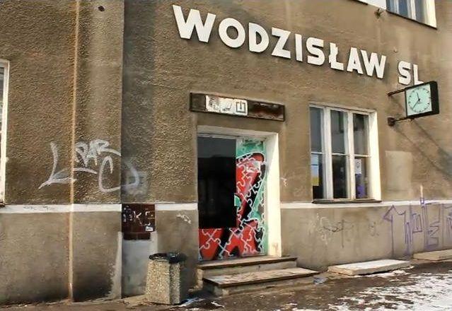Czy wodzisławski dworzec nabierze kiedyś dawnego blasku?